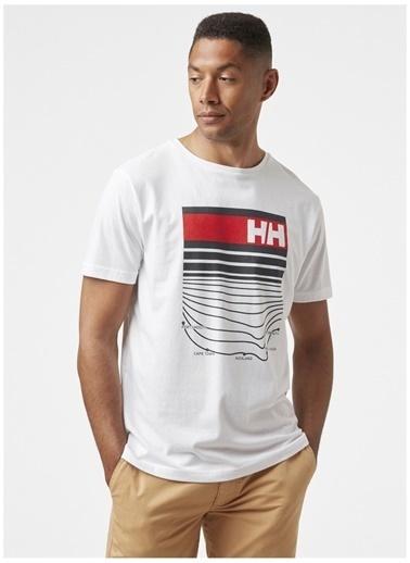 Helly Hansen Helly Hansen Erkek Beyaz Polo T-Shirt Beyaz